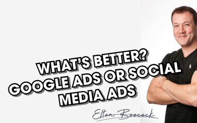 Are Google Ads better than social Ads