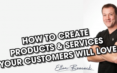 How to create products & services that people love